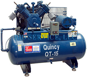 Quincy Compressor QT15ST1500364 58306 in