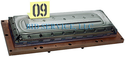 MRC Sputtering Cathode 58331 in