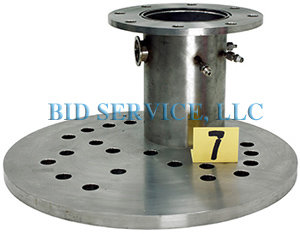 Miscellaneous Base Plate 58400 in