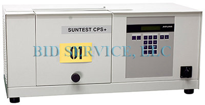Atlas Electric Devices Suntest CPS+