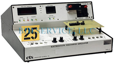 Electro-Tech Systems 910A Electrostatic Discharge