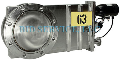 HVA 11211-0809RB-001 Stainless High Vacuum