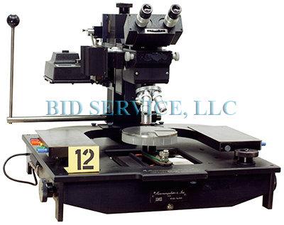 Micromanipulator 6100 Precision Manual Analytical