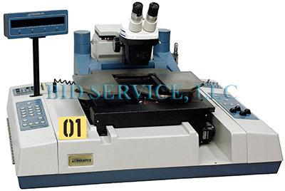 Dymatix 880E 200mm Semiautomatic Wafer