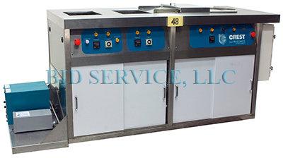 Crest Ultrasonics OC3-1014-HE 59654 in