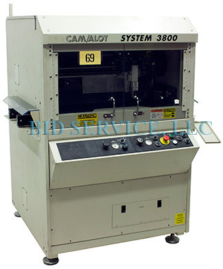Camelot 3800 In-Line Dispensing System