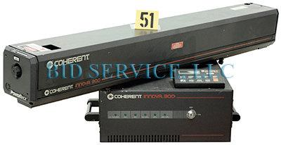 Coherent Innova 305 Ion Laser