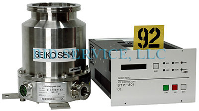 Seiko Seiki STP-301 Magnetically Levitated