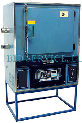 Blue M 256 Size Oven