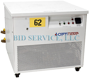 Opti Temp OTC-.75AL-P3-116-SC1-LW1-M1L Refrigerated Recirculating