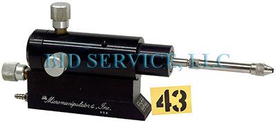 Micromanipulator 450 Precision Vacuum Base