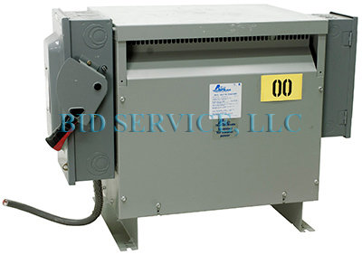 Acme Electric DTHB-040-4S 60015 in