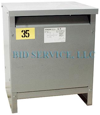 Dongan 63-30-834 kVA Transformer in