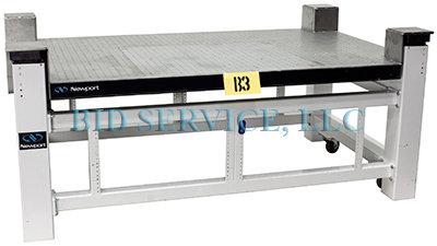 Newport 04SI60757 Optical Breadboard Vibration