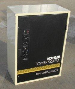 150 AMP KOHLER AUTOMATIC TRANSFER