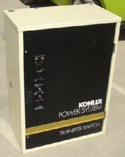 104 AMP KOHLER AUTOMATIC TRANSFER