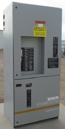 KOHLER ZCB-368341-0800 800 AMP AUTOMATIC