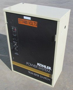 70 AMP KOHLER AUTOMATIC TRANSFER
