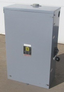 Psi manual transfer switch with rotary switch | 200-3000 amps.