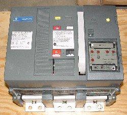 2000 AMP GE CIRCUIT BREAKER