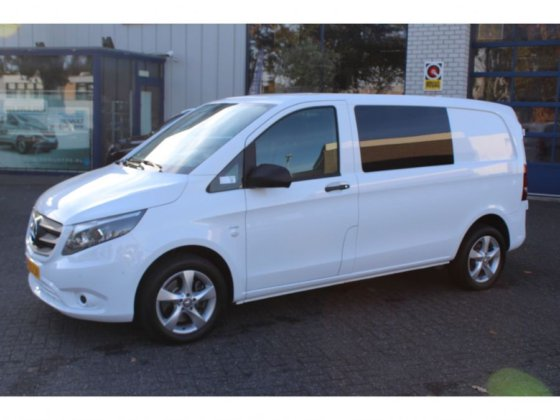 2015 Mercedes Benz Vito 119 CDI 4x4 AWD Airco Navigation Rear doors in Ede,  Netherlands