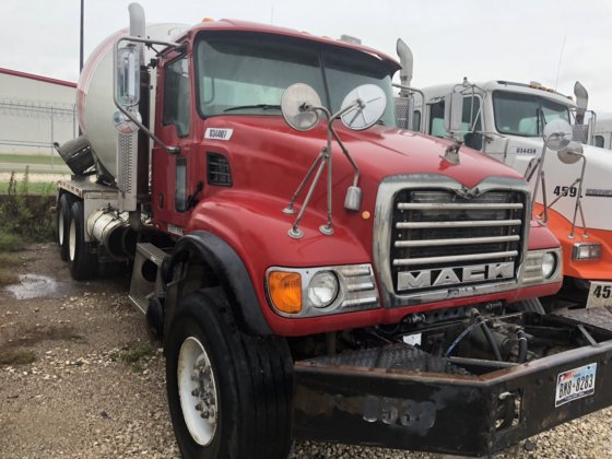 2005 Mack Granite with MTM, Priced to Move in Southlake, TX, USA