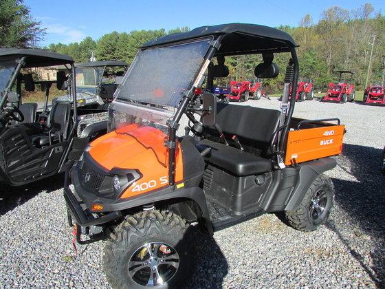 2018 Massimo Motor Buck 400 in Floyd, VA, USA
