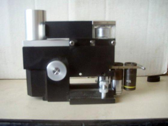 Mikroskop kirk mcarthur tragbar in amel belgien