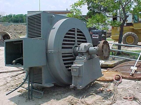 IDEAL POLY PHASE INDUCTION MOTOR