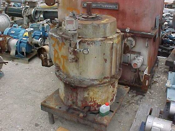 CHEMINEER MNP-1000-814 GEARBOX ONLY in
