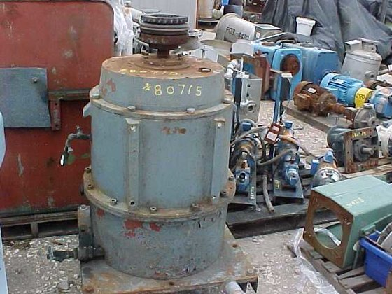 CHEMINEER MDP-75-817 GEARBOX ONLY in