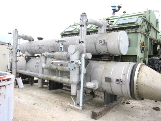 1994 VILTER CHILLER EXCHANGER in