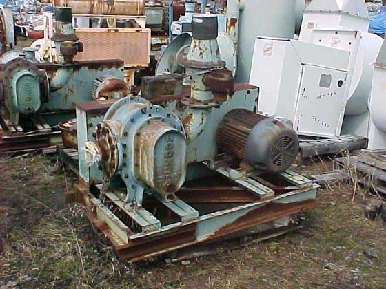 ROOTS 710RA1 ROTARY BLOWER in