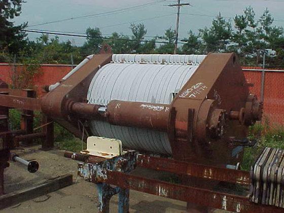 PASSAVANT 52SL CAST IRON RECESSED