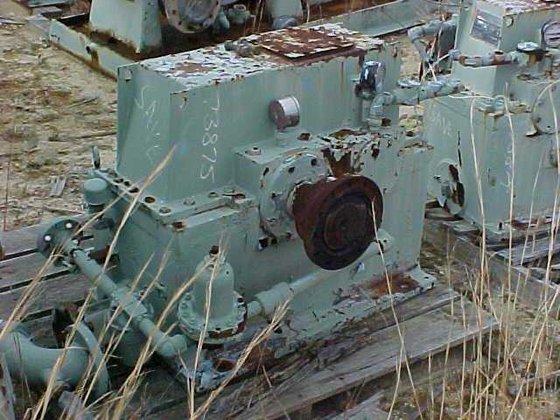 WESTERN 115HSA50S INCREASER S/N 3056