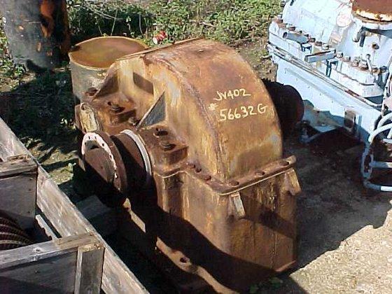 FARREL S1-1812 INCREASER W/SHAFT DRIVEN
