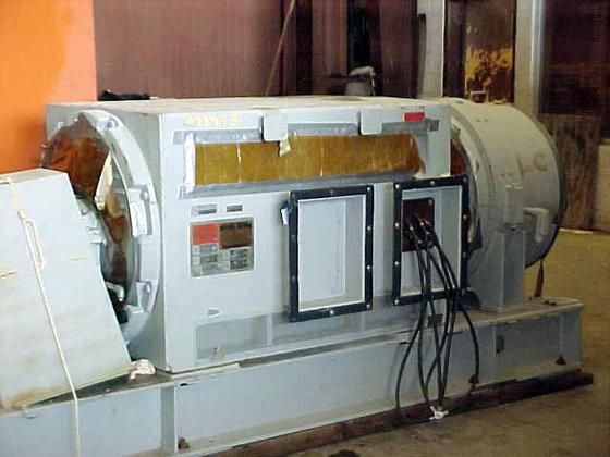 GENERAL ELECTRIC 5ATI8409* A-C GENERATOR