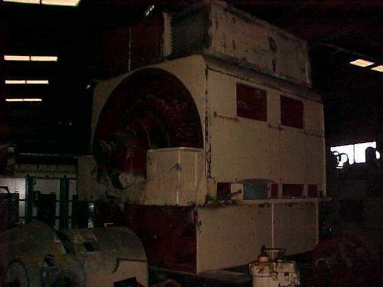 WESTINGHOUSE 10MW GENERATOR in La
