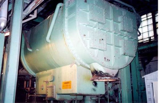 GENERAL ELECTRIC HL-ATB2 4925/5400 KVA
