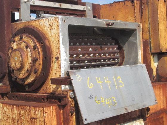 CUMBERLAND PELLETIZER PELLETIZING MACHINE in