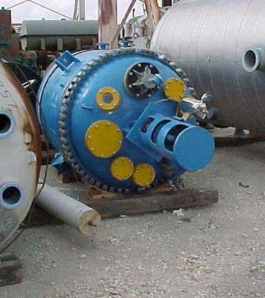 ZIBO CHEMICAL EQUIPMENT REACTOR/VESSEL in