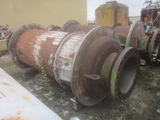 1994 CONTINENTAL FAB. REACTOR/VESSEL in