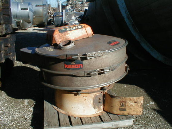 KASON K40-316SS MAGNETITE SCREEN in