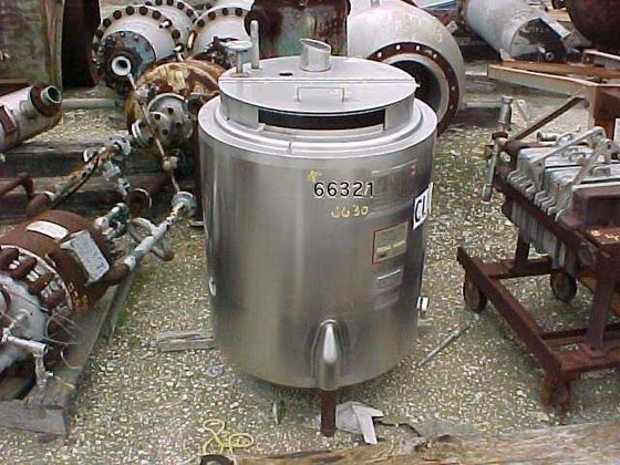 1989 WILL-FLOW CORP. SANITARY TANK