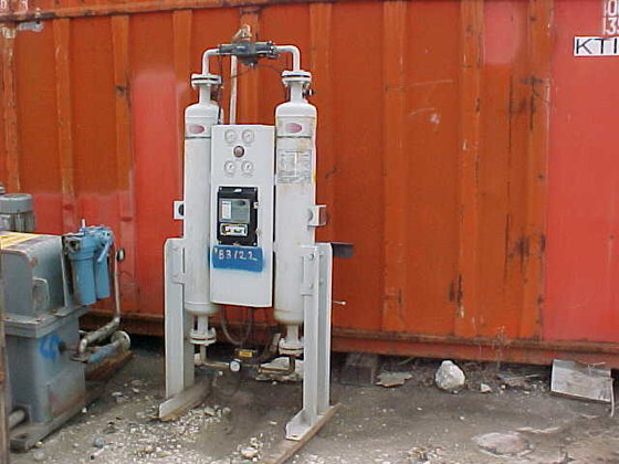 PNEUMATIC PRODUCTS T-150-DHA4-CSP-PM-FO1 AIR/DESICCANT ELECTRICAL
