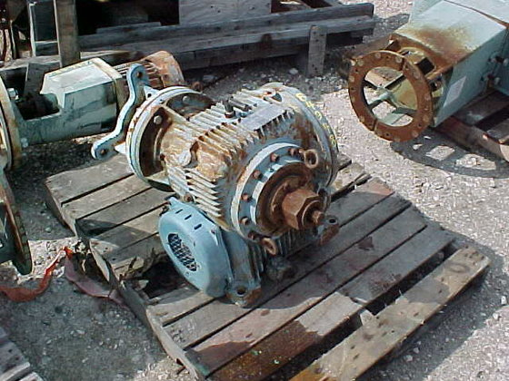 PFAUDLER FMDWV-50510-EJD GEARBOX ONLY in