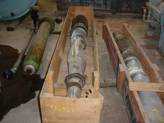FARREL 9 FCM COMPOUNDER PARTS