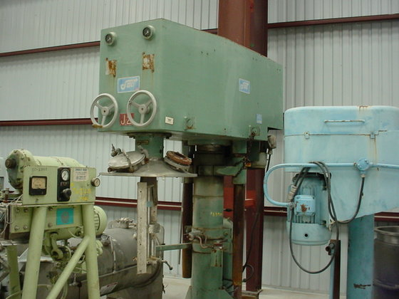 JAYGO CO/AXIEL 30/25HP DISPERSER (1)