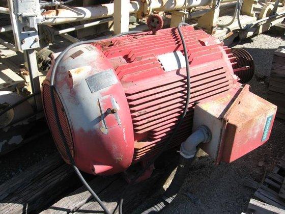 SIEMENS 3/60 ELECTRIC MOTOR in
