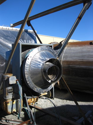 DCL DUST COLLECTOR 6'X 6'X